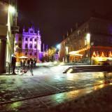 Ночная Любляна