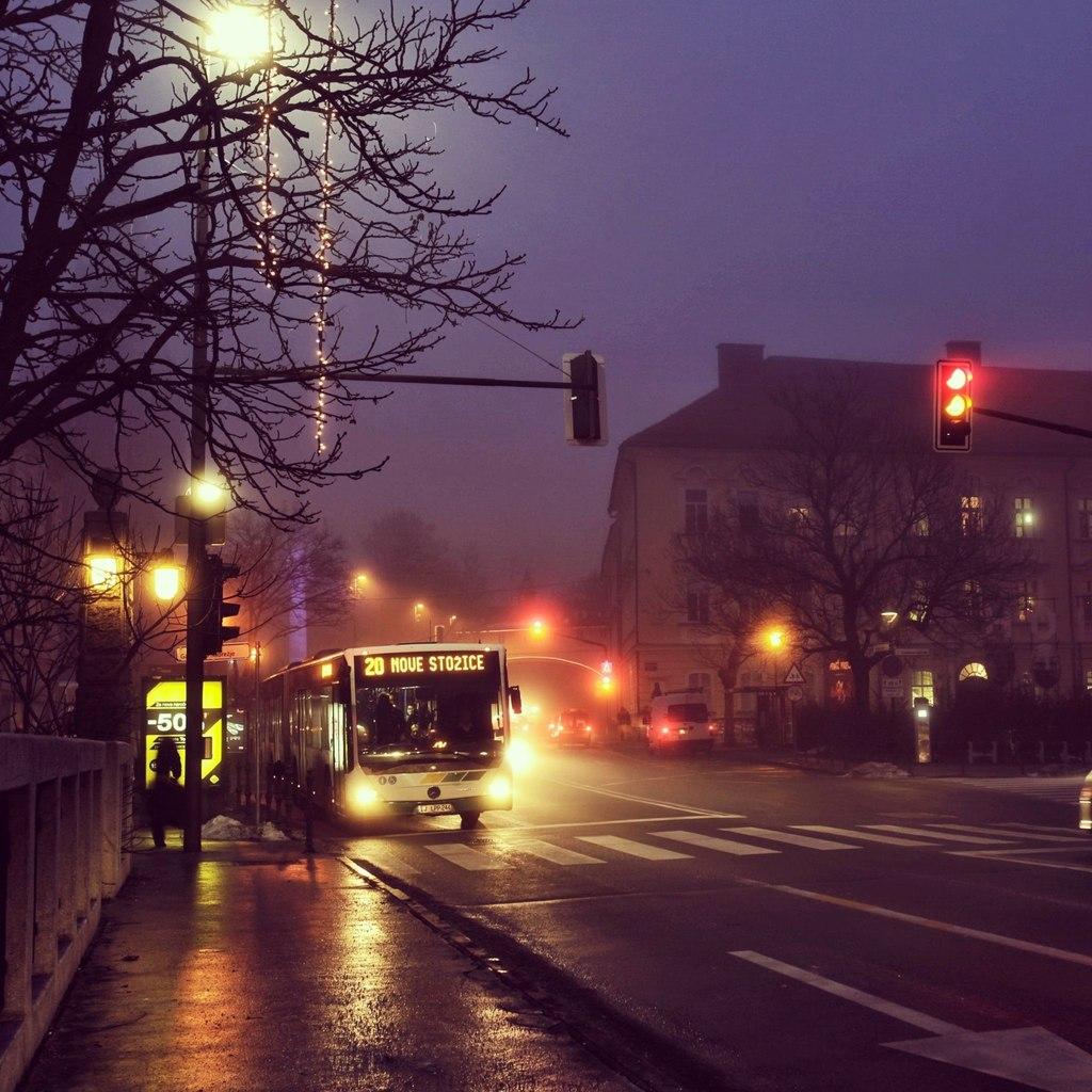 Улицы Любляны