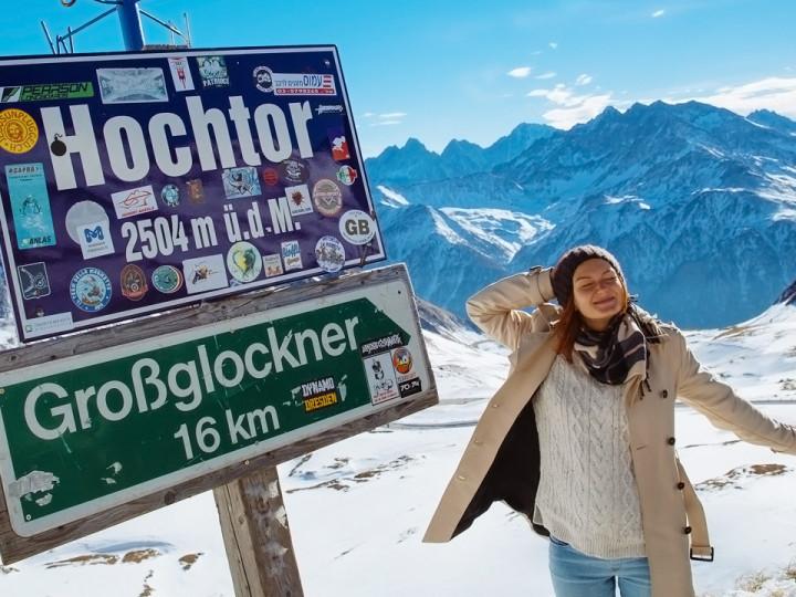 Großglockner-Hochalpenstraße-Grossglockner-High-Alpine-Road