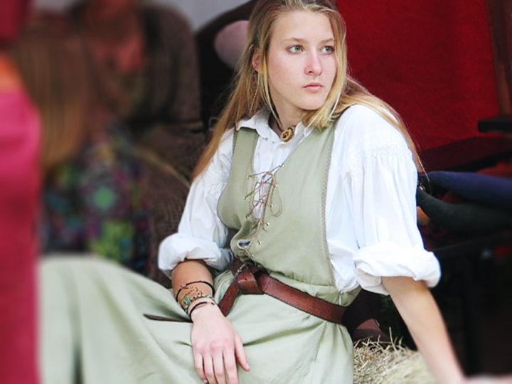 средневековый фестиваль Блед Словения