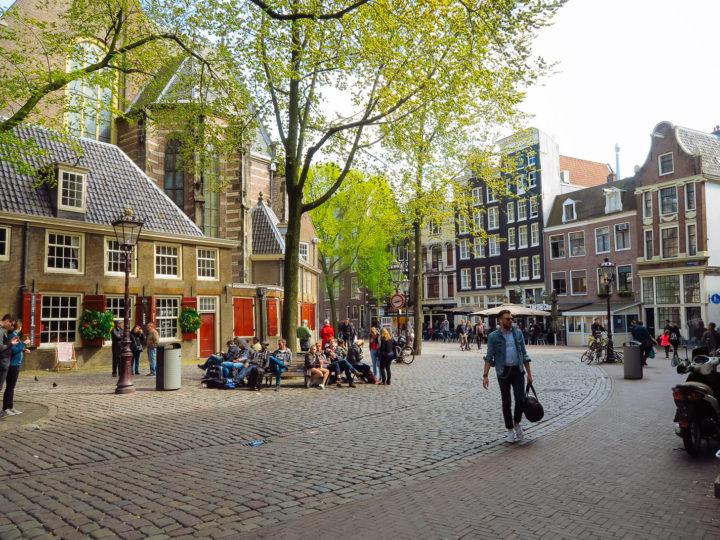Амстердам достопримечательности чем заняться